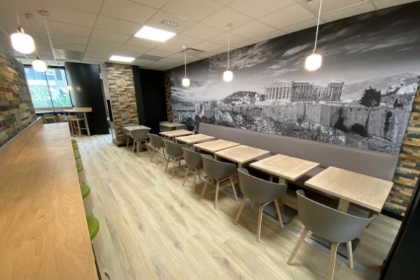 Restaurant d'entreprise Orange à Nice