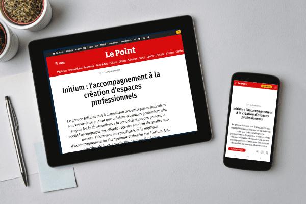 Télécharger Article Le Point x Initium
