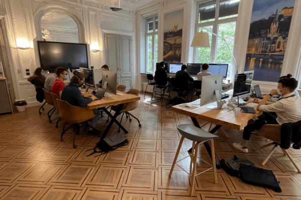 Initium x Rubrash au Lab'inisens